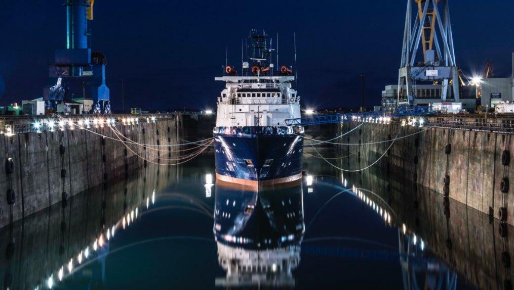 Vessel <br>Services