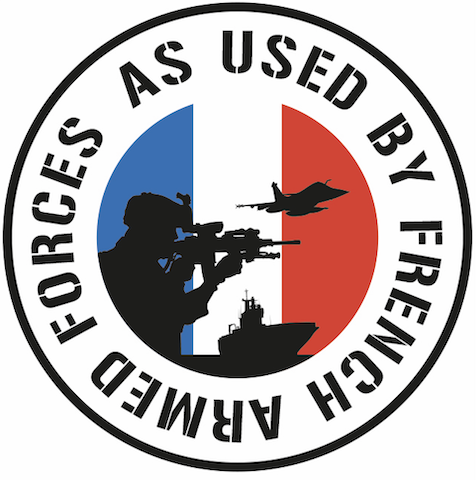 Used by french armed forces